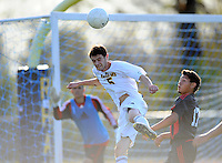 RHAM Boy's Soccer vs. EO Smith 10/18/2011