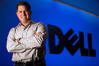 Michael Dell, CEO, Dell Inc. Round Rock, TX<br /> 7/24/08<br /> Photo by Chris Covatta