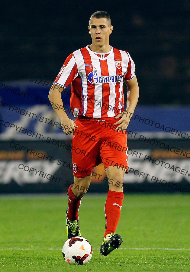 Fudbal Kup Srbije season 2013-2014<br /> Crvena Zvezda v Radnicki (Kragujevac)<br /> Darko Lazic<br /> Beograd, 30.10.2013.<br /> foto: Srdjan Stevanovic/Starsportphoto &copy;