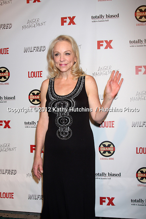 LOS ANGELES - JUN 26:  Brett Butler arrives at the FX Summer Comedies Party at Lure on June 26, 2012 in Los Angeles, CA
