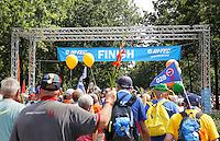 Nederland  Nijmegen 2016. De Vierdaagse van Nijmegen.  Foto Berlinda van Dam / Hollandse Hoogte