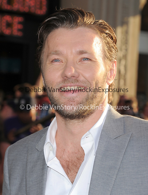 Joel Edgerton at The World Premiere of Disney's The Odd Life of Timothy Green held at The El Capitan Theatre in Hollywood, California on August 06,2012                                                                               © 2012 DVS/Hollywood Press Agency
