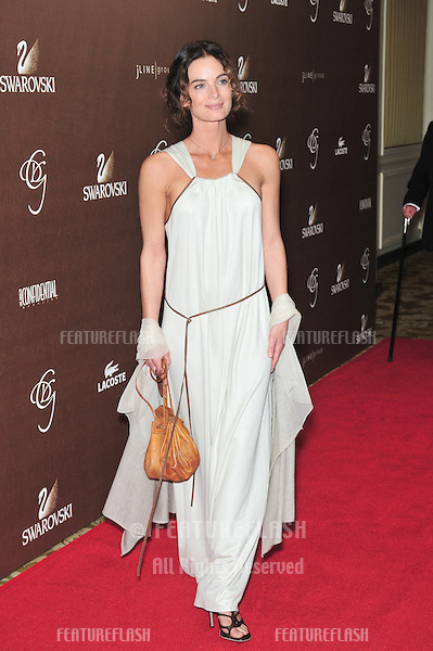 Gabrielle Anwar at the 10th Annual Costume Designers Guild Awards at the Beverly Wilshire Hotel..February 19, 2008  Los Angeles, CA.Picture: Paul Smith / Featureflash