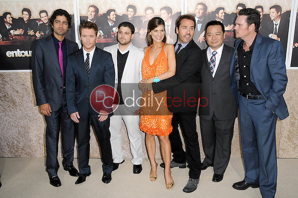 Cast of 'Entourage'<br />