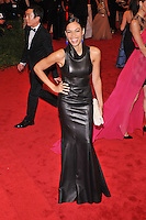Rosario Dawson at the 'Schiaparelli And Prada: Impossible Conversations' Costume Institute Gala at the Metropolitan Museum of Art on May 7, 2012 in New York City. © mpi03/MediaPunch Inc.