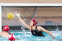Stanford, CA;  Sunday March 4, 2018;  Women's Water Polo vs California;  Final Score Stanford 7 California 8 in Sudden Death Overtime