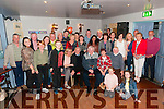 0th birthday : Donie Carmody, Kilflynn celebrating his 80th birthday with family & friends at Parkers Bar, Kilflynn on Friday night last.