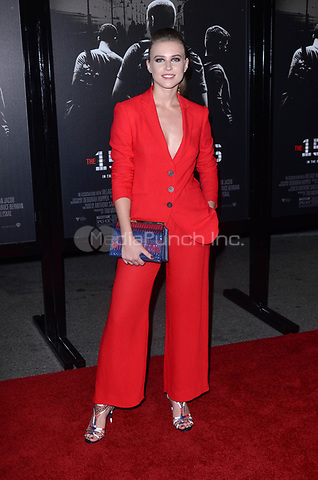 BURBANK, CA - FEBRUARY 05: Jeanne Goursaud at the Premiere Of Warner Bros. Pictures' 'The 15:17 To Paris' at Steven J. Ross Theater/Warner Bros Studios Lot on February 5, 2018 in Burbank, California. Credit: David Edwards/MediaPunch