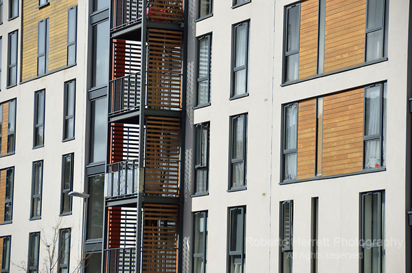 Pulse residential development in Colindale NW9, London, UK.