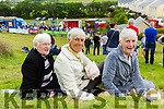Pictured at the Cahersiveen Races on Sunday were l-r; Betty McGuire, Bridie Murphy and Eileen Cournane.