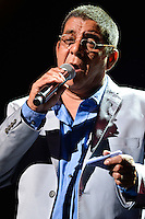SÃO PAULO, SP, 08.05.2015 - SHOW-SP - O cantor e compositor Zeca Pagodinho durante show no Citibank Hall em São Paulo na noite desta sexta feira,08 (Foto: Levi Bianco - Brazil Photo Press)