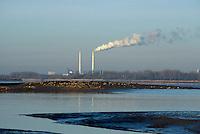 Deutschland, Schleswig-Holstein, Kraftwerk in Wedel