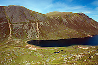 Loch Avon and the Loch Avon Basin, Cairngorm National Park, Badenoch and Speyside, Highland