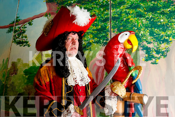 Phillip O'Reilly as Captain Hook