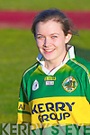 Anna Gallivan Kerry Senior Ladies Football Panel 2012..
