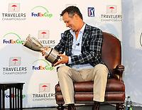 2012 Travelers Championship Media Day