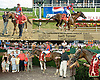Swift Temper winning The Delaware Handicap (Gr.2) at Delaware Park on 7/19/09