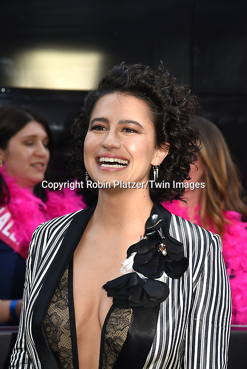 actress Ilana Glazer attends the &quot;Rough Night&quot; World Premiere on June 12, 2017 at AMCLowes Lincoln Square 13 in New York, New York, USA.<br /> <br /> photo by Robin Platzer/Twin Images<br />  <br /> phone number 212-935-0770
