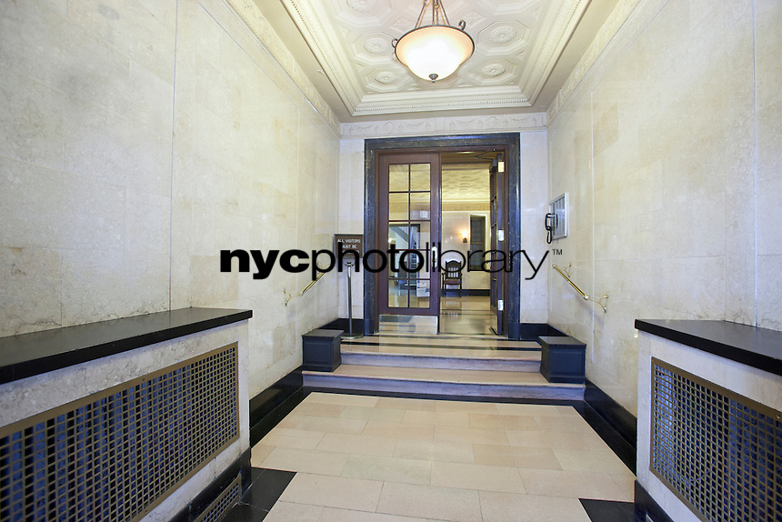 Lobby at 300 West 108th Street