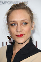 LOS ANGELES, CA, USA - MARCH 29: Chloe Sevigny at the MOCA's 35th Anniversary Gala Presented By Louis Vuitton held at The Geffen Contemporary at MOCA on March 29, 2014 in Los Angeles, California, United States. (Photo by Celebrity Monitor)