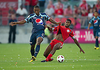 Toronto FC vs Club Deportivo Motagua July 27 2010