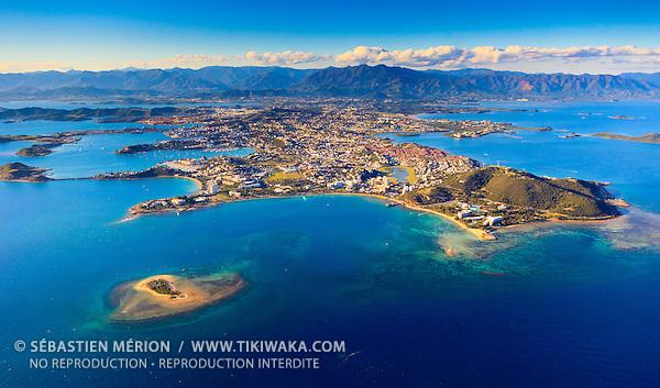 Ville de Nouméa, capitale de la Nouvelle-Calédonie