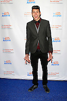 LOS ANGELES - DEC 3: Mikey Fusco at The Actors Fund's Looking Ahead Awards at the Taglyan Complex on December 3, 2015 in Los Angeles, California