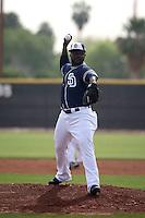 Fernando Rodney - San Diego Padres 2016 spring training (Bill Mitchell)