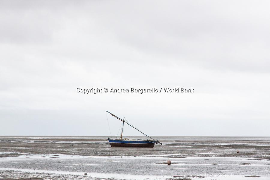Marine Reserve of Ponta do Ouro.<br /> Maputo province, Mozambique.<br /> Punta Santa Maria.