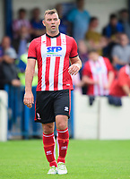 Lincoln City's Matt Rhead<br /> <br /> Photographer Chris Vaughan/CameraSport<br /> <br /> Football Pre-Season Friendly (Community Festival of Lincolnshire) - Gainsborough Trinity v Lincoln City - Saturday 6th July 2019 - The Martin & Co Arena - Gainsborough<br /> <br /> World Copyright © 2018 CameraSport. All rights reserved. 43 Linden Ave. Countesthorpe. Leicester. England. LE8 5PG - Tel: +44 (0) 116 277 4147 - admin@camerasport.com - www.camerasport.com