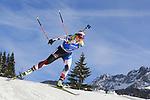 15/12/2019, Hochfilzen, Austria. Biathlon World Cup IBU 2019 Hochfilzen.<br /> Women 12.5 km pursuit race,