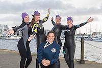 Great East Swim Launch 2016 - Keri-anne Payne