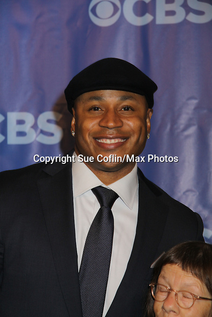 L.L. Cool J - NCIS: Los Angeles at the CBS Upfront 2011 on May 18, 2011 at Lincoln Center, New York City, New York. (Photo by Sue Coflin/Max Photos)