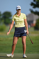 Camilla Lennarth (SWE) watches her putt on 12 during round 2 of  the Volunteers of America LPGA Texas Classic, at the Old American Golf Club in The Colony, Texas, USA. 5/6/2018.<br /> Picture: Golffile | Ken Murray<br /> <br /> <br /> All photo usage must carry mandatory copyright credit (&copy; Golffile | Ken Murray)