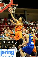 GRONINGEN - Basketbal, Nederland - Roemenie, WK kwalificatie 2019, Martiniplaza, 28-06-2018 Stefan Wessels