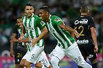 Atlético Nacional venció 1-0 como local a Once Caldas. Fecha 7 Liga Águila II-2016.