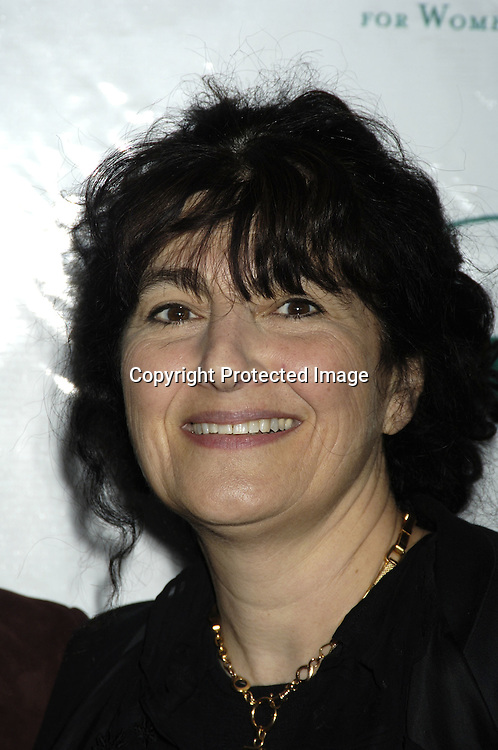 Ruth Reichl ..at The Citymeals-on-Wheels 19th Annual Power Lunch for Women on November 18, 2005 at The Rainbow Room. ..Photo by Robin Platzer, Twin Images
