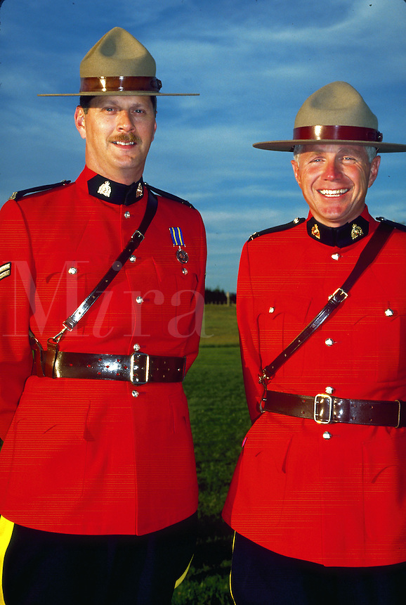 Royal Canadian Mounted Police, New Brunswick, Canada