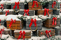 Christmas Lobster Crates   #S6