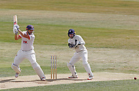 Varun Chopra of Essex in batting action during Essex CCC vs Kent CCC, Bob Willis Trophy Cricket at The Cloudfm County Ground on 2nd August 2020