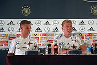 16.06.2017: Pressekonferenz Deutsche Nationalmannschaft in Sotschi