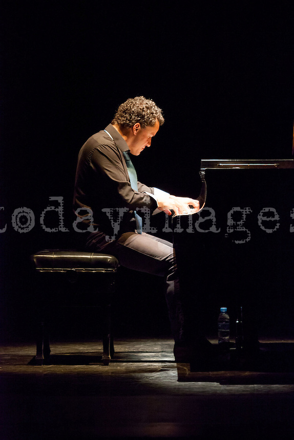 """Jacky Terrasson performing for the """"Jazz festival of Madrid"""""""