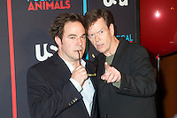 Roger Bart and Dylan Baker at the screening of USA Network's 'Political Animals' at the Morgan Library & Museum in New York City. June 25, 2012. © Ronald Smits/MediaPunch Inc. *NORTEPHOTO* **SOLO*VENTA*EN*MEXICO** **CREDITO*OBLIGATORIO** **No*Venta*A*Terceros** **No*Sale*So*third** *** No*Se*Permite Hacer Archivo** **No*Sale*So*third** *Para*más*información:*email*NortePhoto@gmail.com*web*NortePhoto.com*
