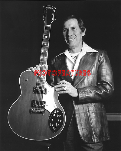 Chet Atkins..photo from promoarchive.com/ Photofeatures....