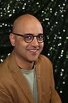 Ayad Akhtar attends the 2018 Tony Awards Meet The Nominees Press Junket on May 2, 2018 at the Intercontinental Hotel in New York City.