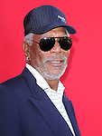 Morgan Freeman attends The Warner Bros' Pictures L.A. Premiere of The Lego Movie held at The Regency Village in Westwood, California on February 01,2014                                                                               © 2014 Hollywood Press Agency