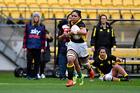 Sinead To,oala-Ryder of Wellington in action during the Farah Palmer Cup - Wellington Pride v Counties Heat at Westpac Stadium, Wellington, New Zealand on Sunday 15 September 2019. <br /> Photo by Masanori Udagawa <br /> www.photowellington.photoshelter.com