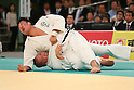 (L to R) Ryuta Ishii (JPN), Keiji Suzuki (JPN), .April 29, 2012 - Judo : .2012 All Japan Judo Championships, Semi-Final .at Nihon Budokan, Tokyo, Japan. .(Photo by Daiju Kitamura/AFLO SPORT) [1045]