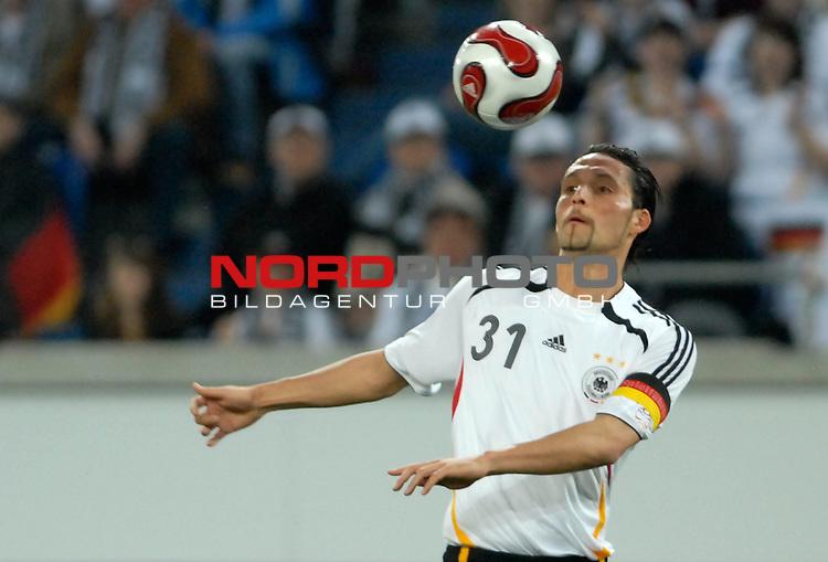 Freundschaftsspiel Vorbereitung EM 2007 <br /> <br /> Deutschland (GER) - Daenemark (DEN) 0 - 1<br /> <br /> Kevin Kuranyi (GER)<br /> <br /> Foto &copy; nph (  nordphoto  )  *** Local Caption ***