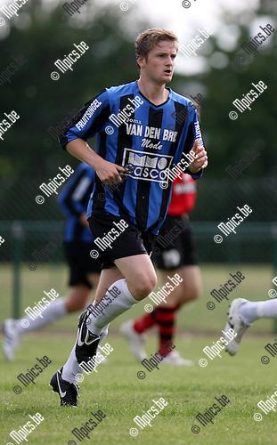 2010-07-21 / Seizoen 2010-2011 / Voetbal / K. Rupel Boom / Jeroen Mertens..Foto: mpics